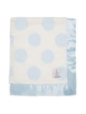 Luxe Spot Baby Blanket