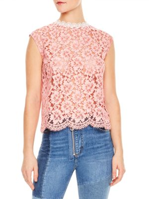 Tally Lace Top