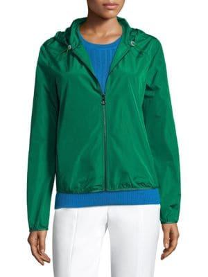 Lightweight Taffeta Jacket
