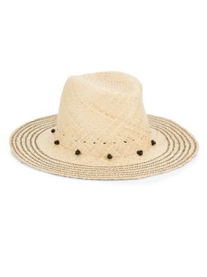 Florence Raffia Hat from Saks Fifth Avenue