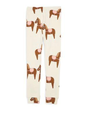 Baby's, Toddler's & Little Girl's Pony Leggings