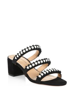 Love Story Leather Sandals