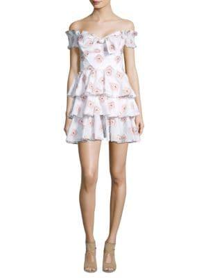 Helena Fit-&-Flare Dress