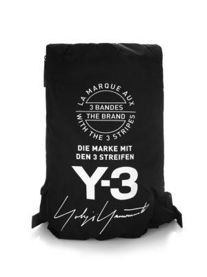 Yohji Nylon Backpack