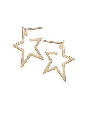 Sade Small Star Earrings