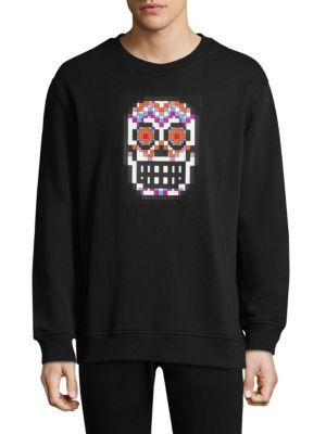 MOSTLY HEARD RARELY SEEN T-shirt Muertos Skull 7cnIN0