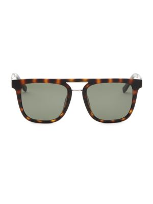 SALVATORE FERRAGAMO | Square Sunglasses | Goxip