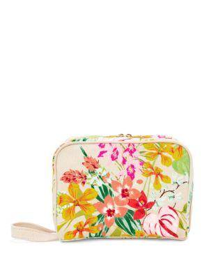 Paradiso Floral Toiletries Bag