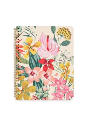 Paradiso Floral Mini Notebook