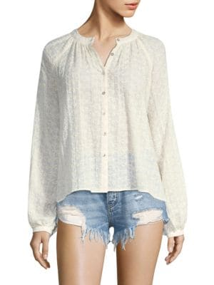 Down From The Clouds Blouse