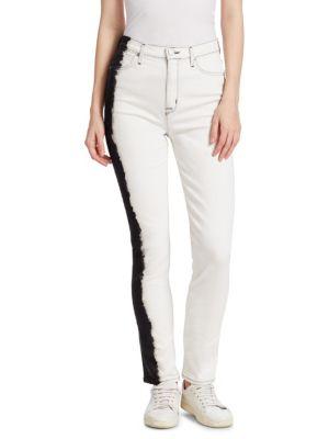 Baja East Dip Dye Jeans