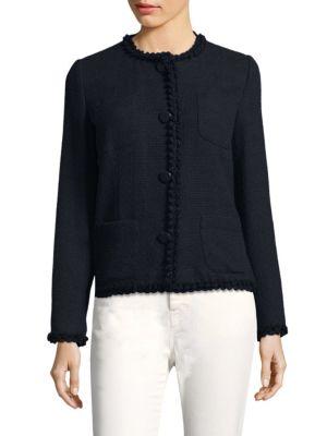 Fulcro Tweed Jacket by Weekend Max Mara