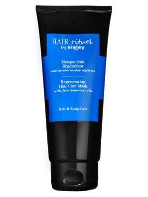 Regenerating Hair Care Mask with Four Botanical Oils/6.7 oz.