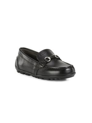 Toddler's & Kid's Fast Leather Loafers