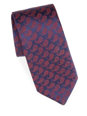 Jacquard Silk Tie