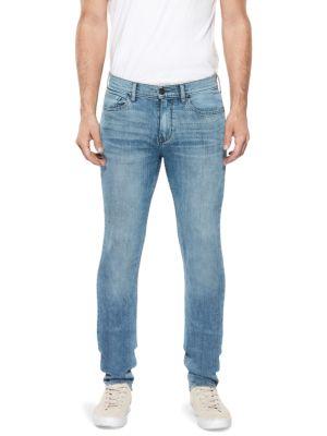 Croft Washed Skinny Jeans
