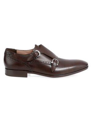 Salvatore FerragamoBlair Leather Loafers 6Mc4bhDfCU