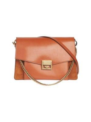 Medium GV3 Leather Shoulder Bag