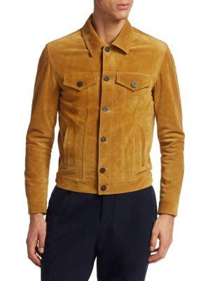 Proudlock Suede Jacket