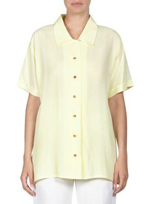 Yellow Rellah Bowling Shirt