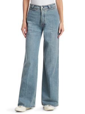 Tiffany Wide Leg Jeans