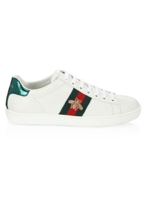 New Ace Embroidered Sneakers