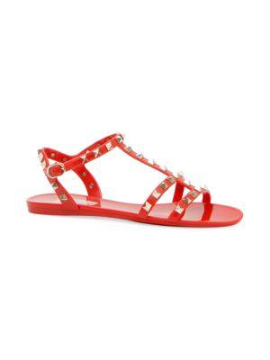 Rockstud PVC Sandals
