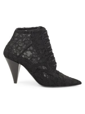 Era Lace Booties