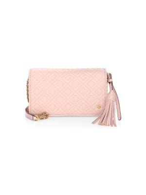 FLEMING QUILTED CONVERTIBLE WALLET CROSSBODY BAG