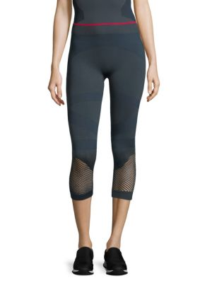 Cropped Training Seamless Tights