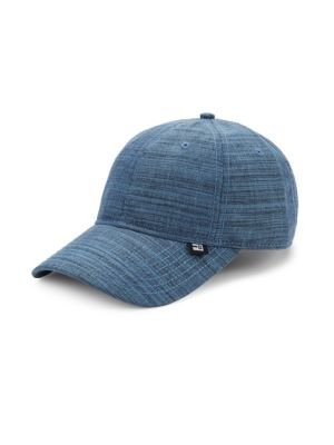 BLOCK HEADWEAR Heathered Cotton Cap