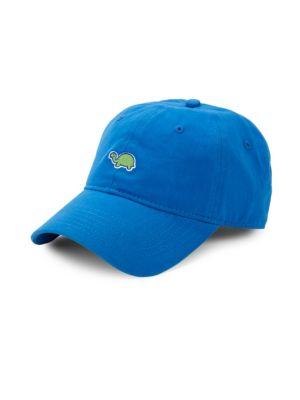 BLOCK HEADWEAR Turtle Embroidered Cap