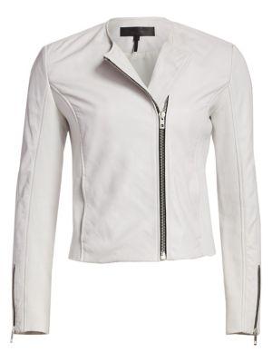 Harrison Leather Jacket