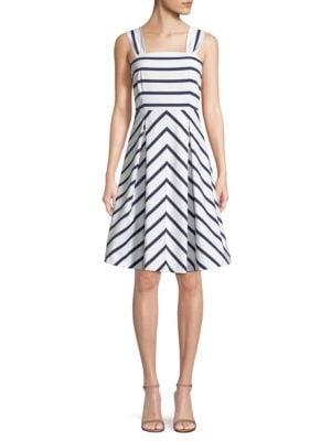 Sale alerts for  Nautical Striped Dress - Covvet