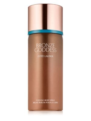 Bronze Goddess Cooling Body Spray from Saks Fifth Avenue