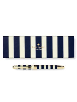 Declare Stripe Ballpoint Pen
