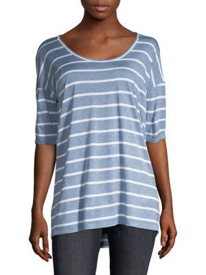 Kristin Striped Top