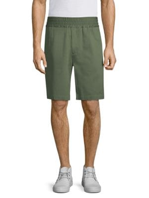 HILFIGER EDITION Elasticized Cotton Shorts