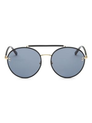 57MM Round Sunglasses