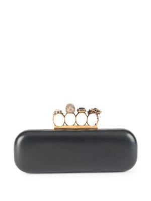 Four Ring Box Clutch