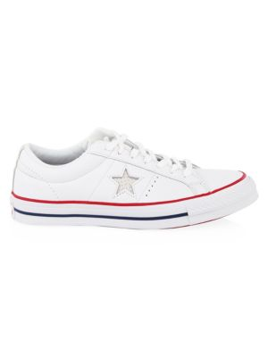 One Star Ox/White & Gym Red