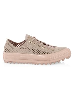 Lift Ripple Ox Perforated Sneakers