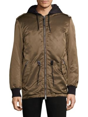 Geraldo 3-In-1 Bomber Jacket