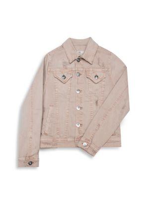 Girl's Maria Twill Jacket