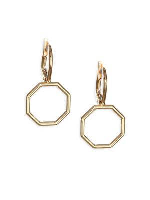 PHILLIPS HOUSE 18K Yellow Gold Hero Earrings