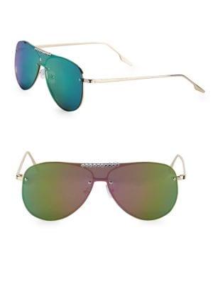 Kid's Studded Round Sunglasses