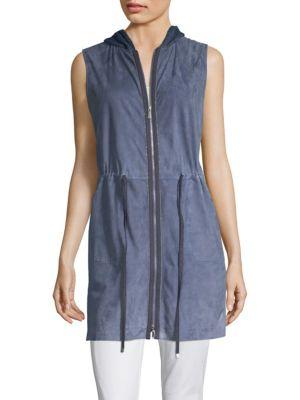 Salma Knit Combo Vest