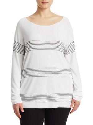 Raglan-Sleeve Sweater