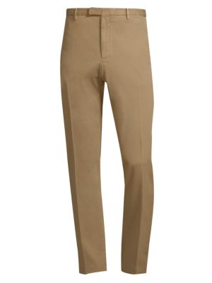 Hopsack Trousers
