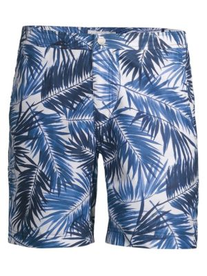Brushed Palm Calder Swim Trunks